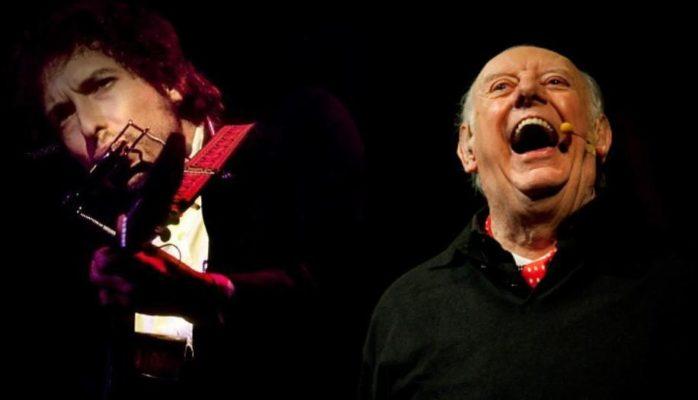 Breve tributo a Dario Fo e Bob Dylan