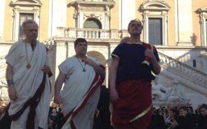Campidoglio Aeterna Roma 2017