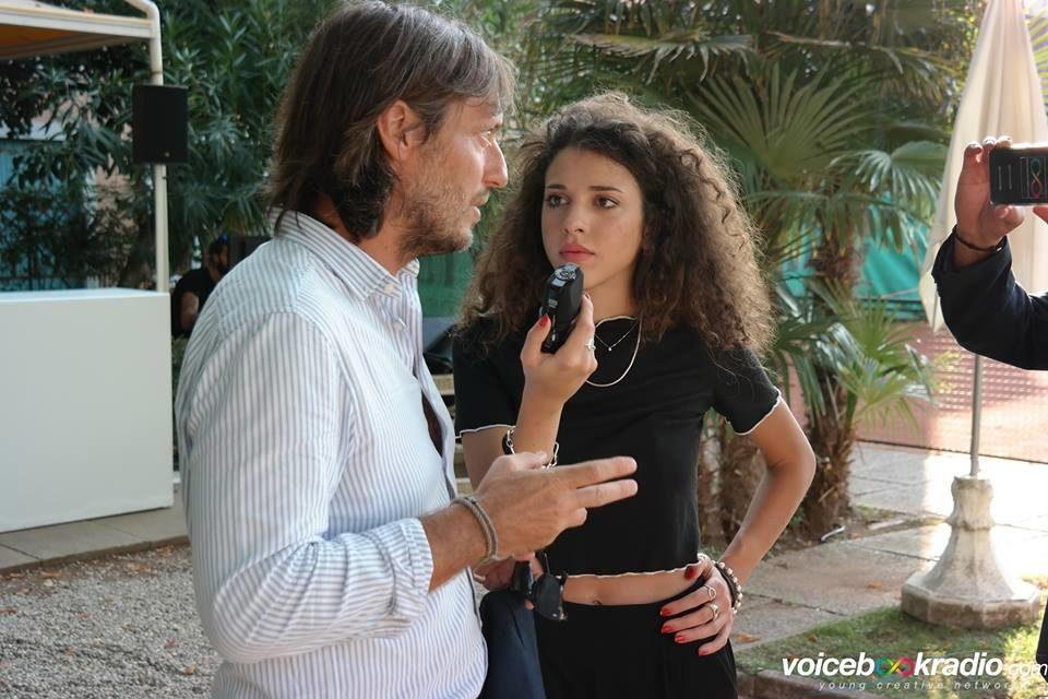 Paolo Romor e Carlotta a Vivere da sportivi