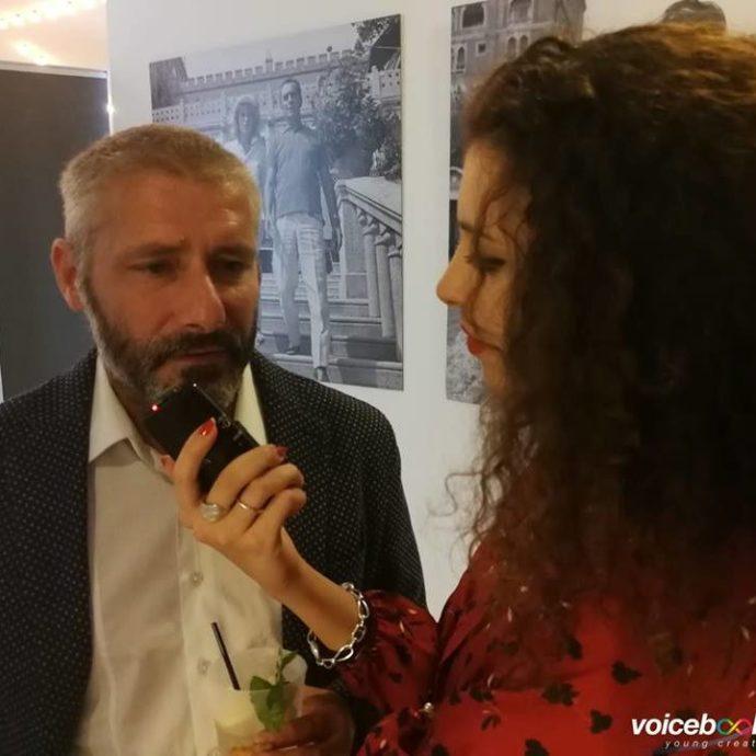 Igor Trocchia e Carlotta a Vivere da sportivi