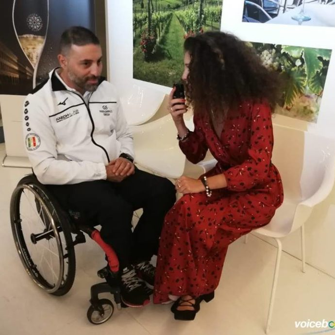 Intervista di Carlotta a Simone Careddu a Vivere da Sportivi