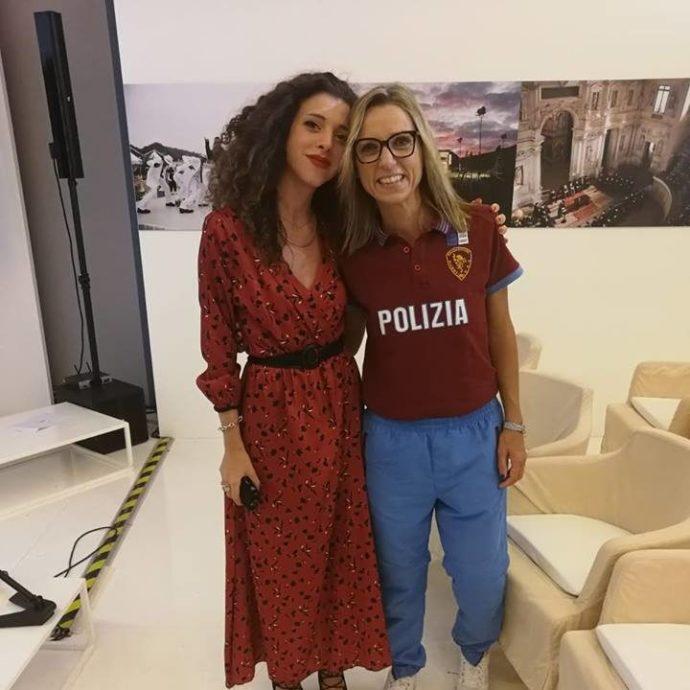 Intervista Valentina Vezzali a Vivere da Sportivi