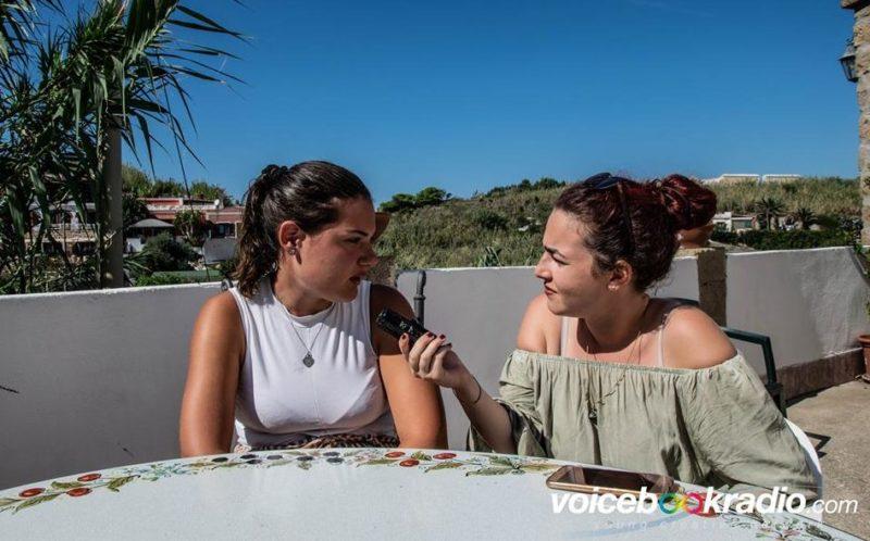 Intervista Ilaria a Ludovica di Ventotene
