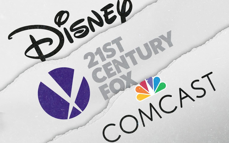 Articolo su Comcast che acquista Sky