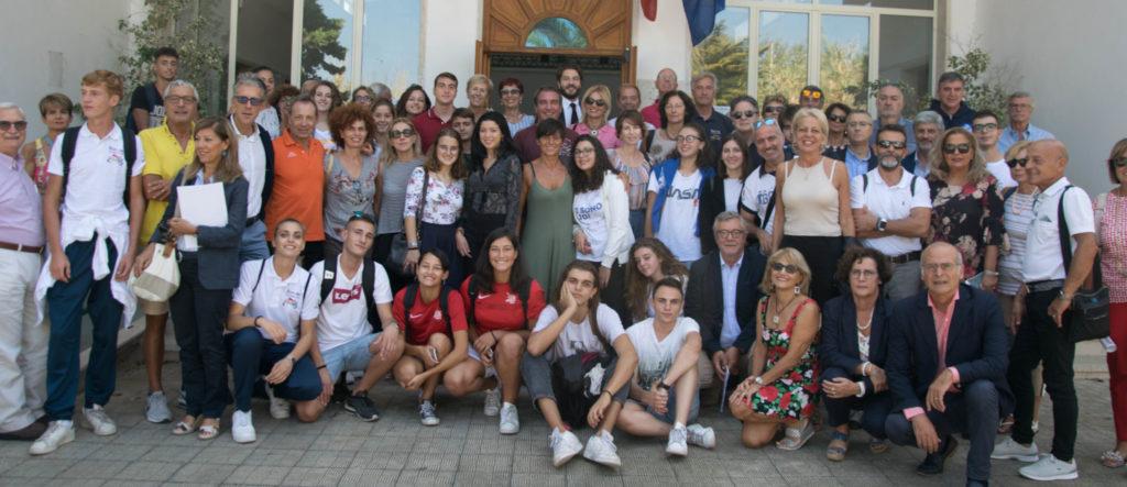 """voicebookradio.com è all'evento""""Alternanza Scuola Lavoro in relazione allo sport"""""""