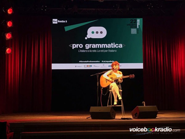 Giornata ProGrammatica di ieri 22 ottobre: l'italiano e la rete, le reti per l'italiano
