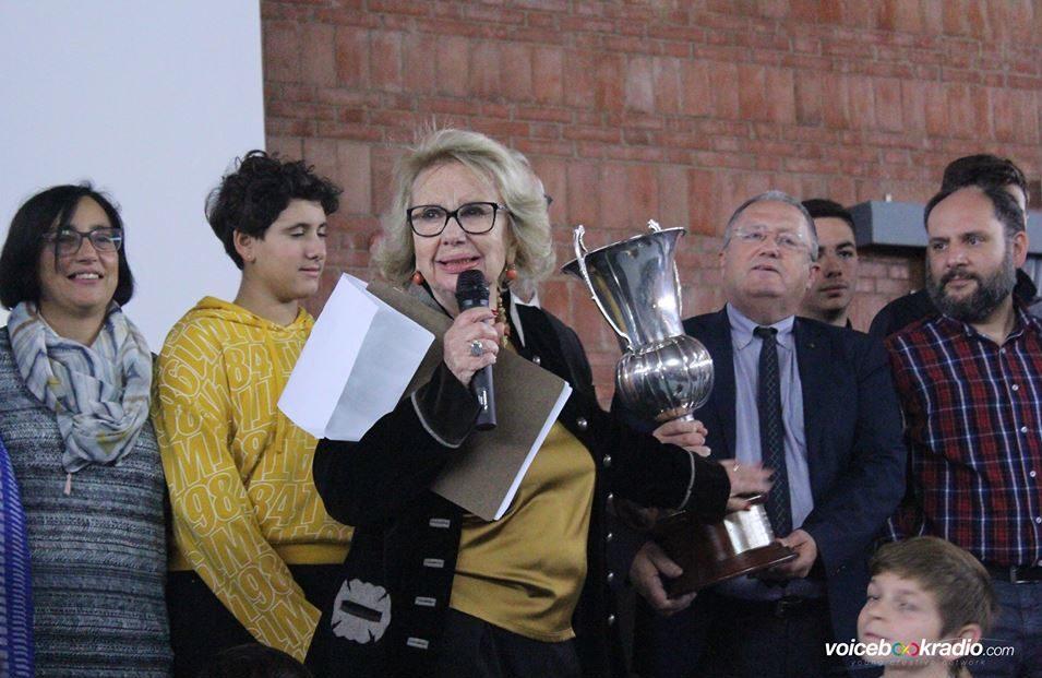 Il 24 ottobre si è celebrata la cerimonia di premiazione per il 46° concorso dell'E.I.P. Italia, a cui hanno partecipato 140 scuole!