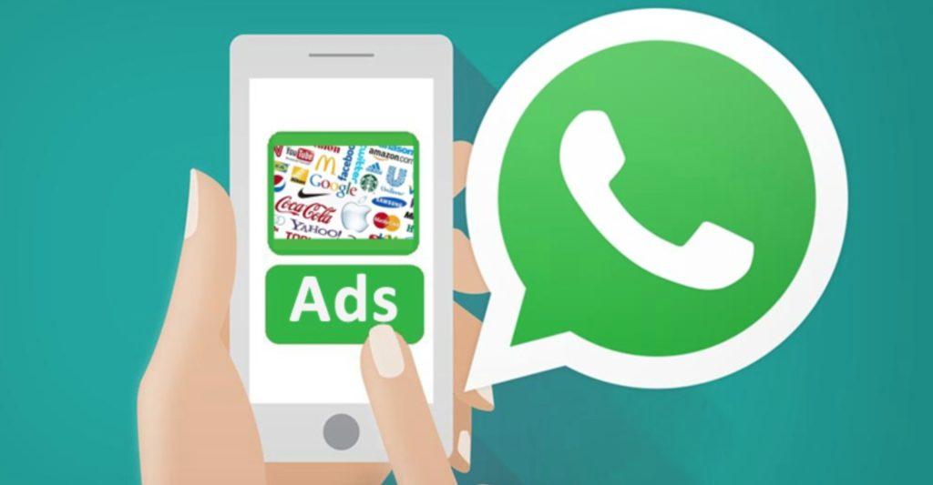 Articolo su WhatsApp che sta per lanciare le pubblicità