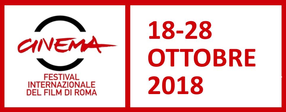 Dal 18 al 28 ottobre torna la Festa del Cinema di Roma!