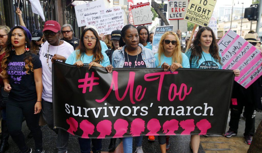 Articolo su molestie sessuali e ruolo del #MeToo