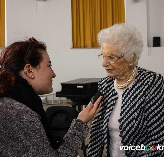 La Scuola d'Europa: laboratori di cittadinanza e dialoghi sulla libertà, con la partecipazione speciale della senatrice a vita Liliana Segre per una lectio magistralis a 80 anni dalle Leggi razziali.