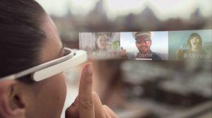 Dimostrazione pratica sul funzionamento dei Google Glass