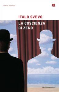 Copertina del libro La coscienza di Zeno