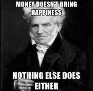 Schopenhauer meme