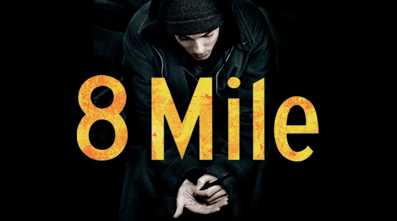 "copertina del film ""8mile"""