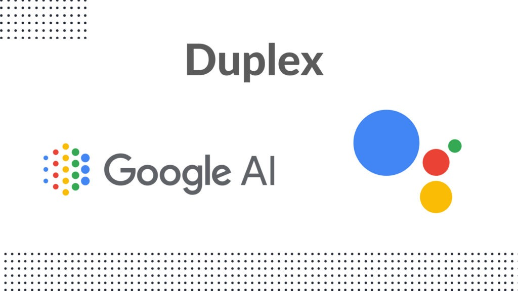 immagine del nuovo assistente vocale di google, Google Duplex per articolo