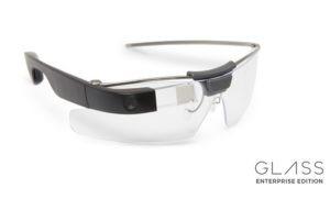 Modello di Google glass