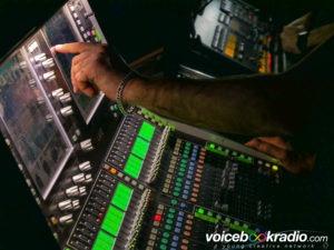 voicebookradio.com all'ultima tappa del festival a Roma