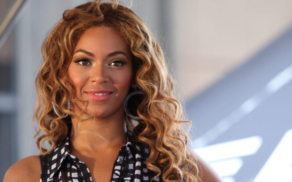 Beyonce al Madison Square Garden di New York