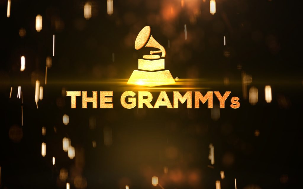 locandina dei Grammy Awards