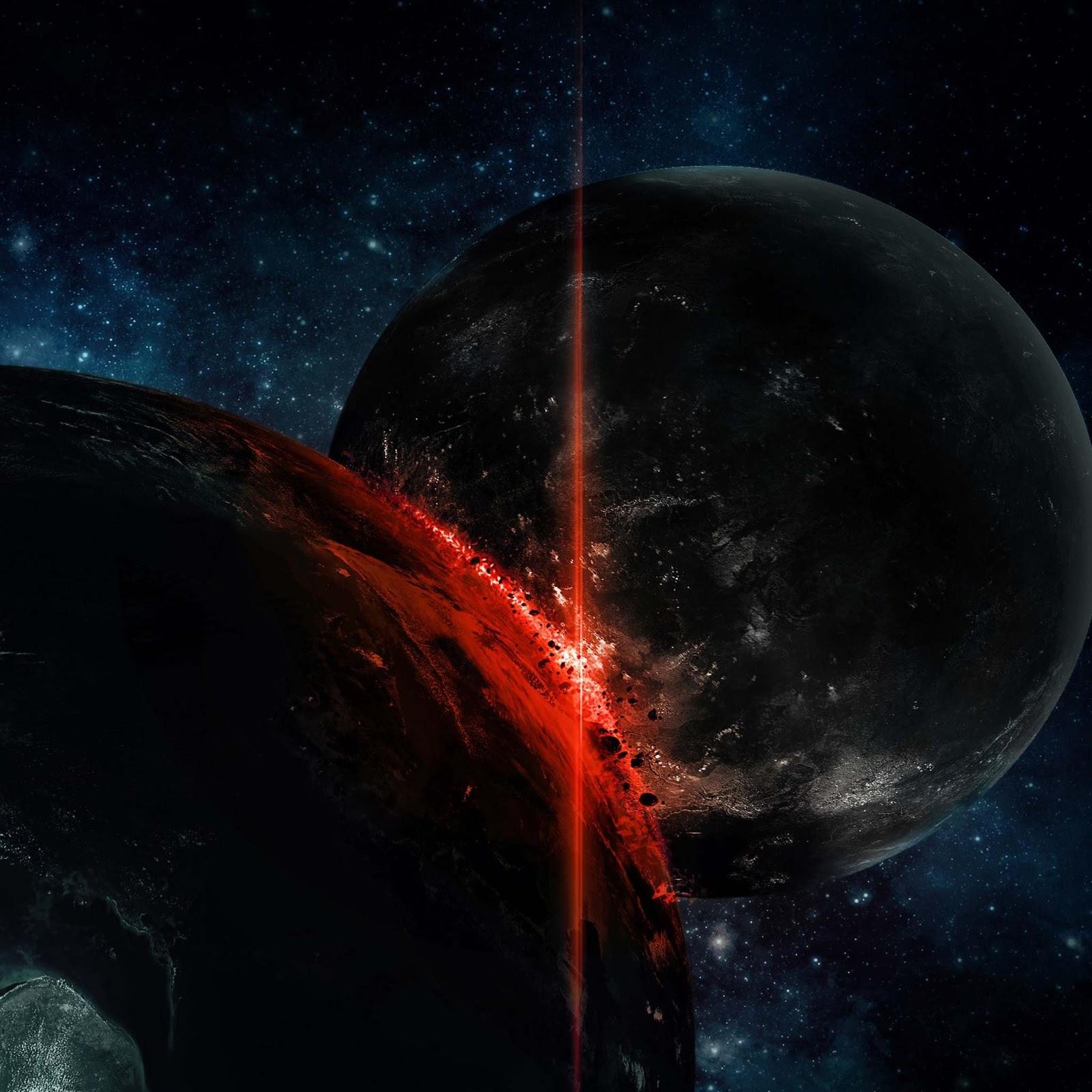 Vita sulla Terra dopo collisione che ha originato la Luna: nuova teoria