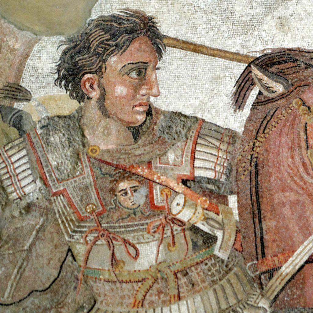 Alessandro Magno: paralizzato da una malattia, fu sepolto vivo