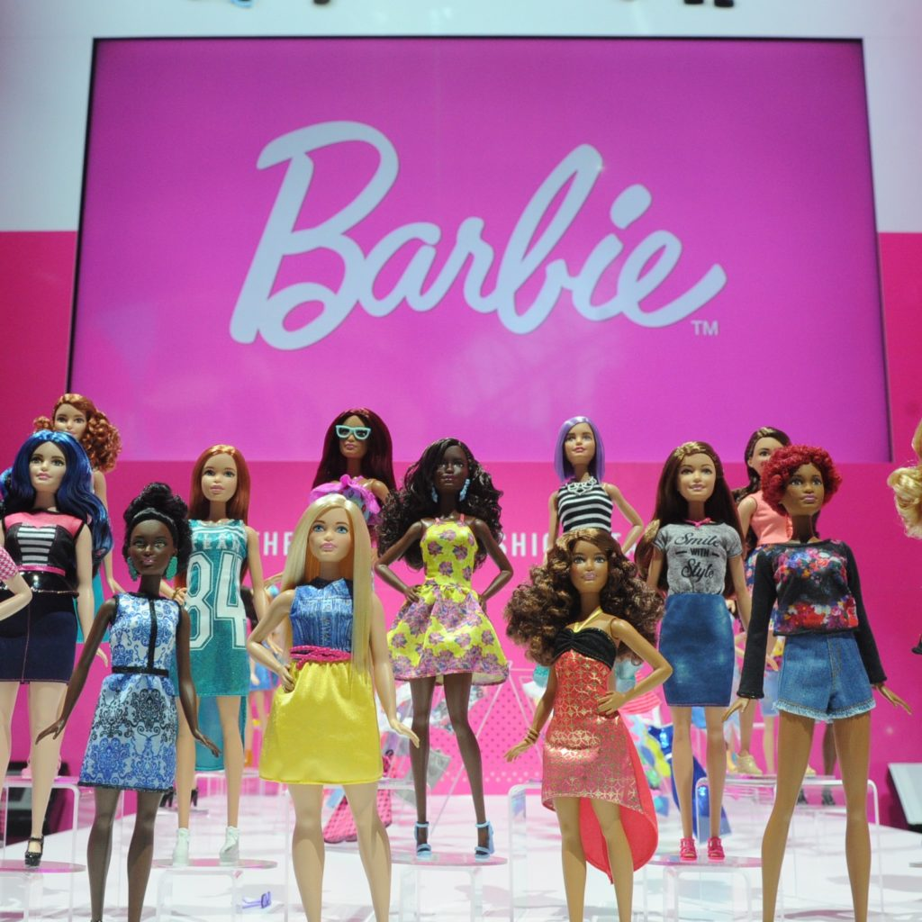 La Mattel annuncia il nuovo live action di Barbie con Margot Robbie