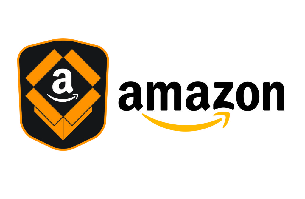 Logo amazon per articolo sul nuovo servizio streaming video on demand di amazon