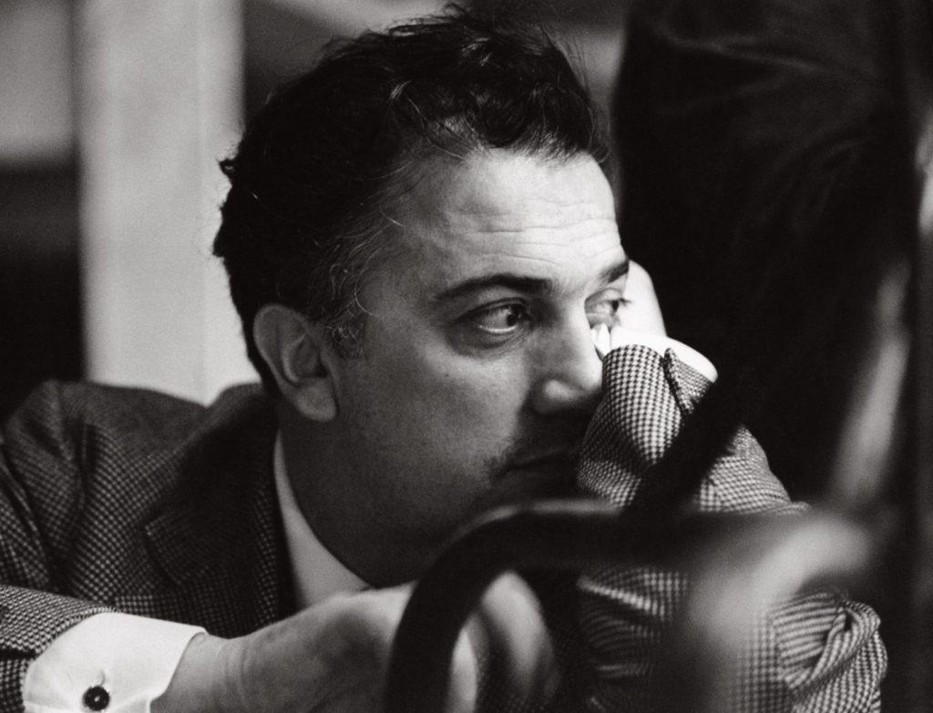 99 anni fa nasceva Federico Fellini