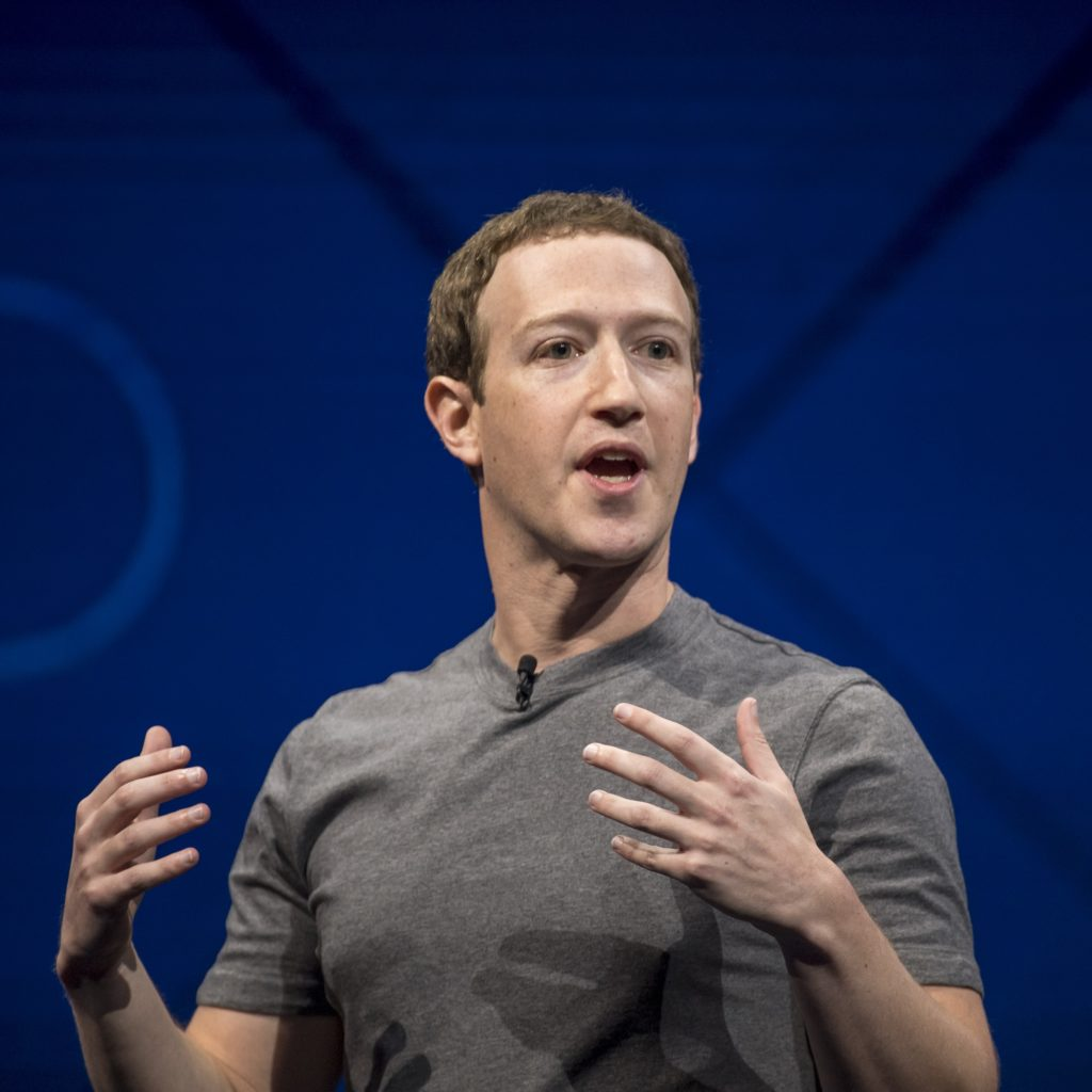 Nuova tecnologia sviluppata dalla società di Mark Zuckerberg