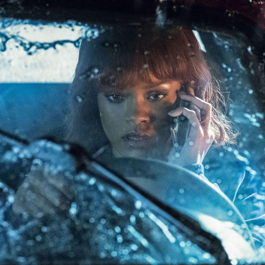 Rihanna nella serie tv Bates Motel dello scorso anno