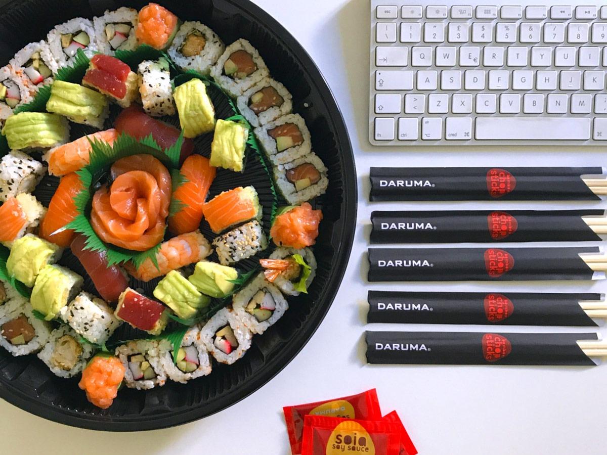 A Milano il sushi che si paga coi followers