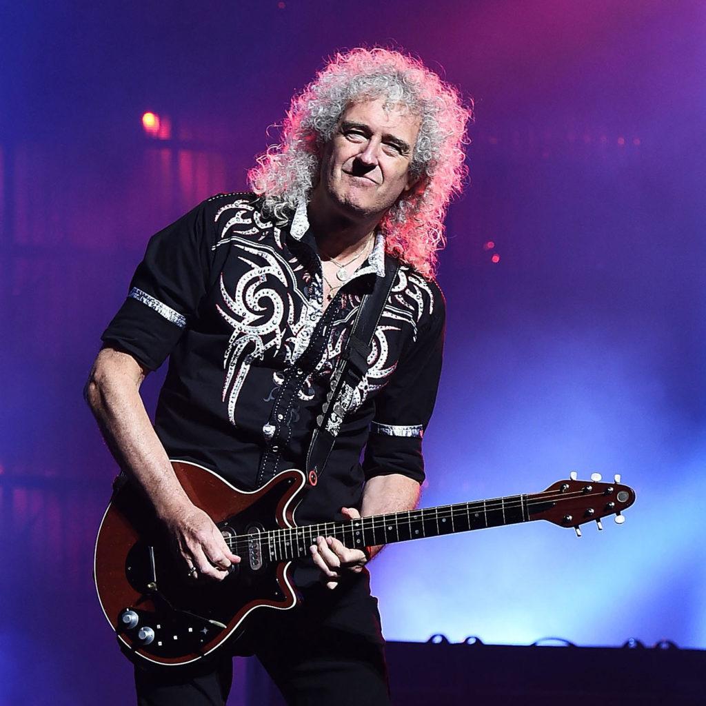 L'appello di aiuto lanciato da Brian May, chitarrista dei Queen