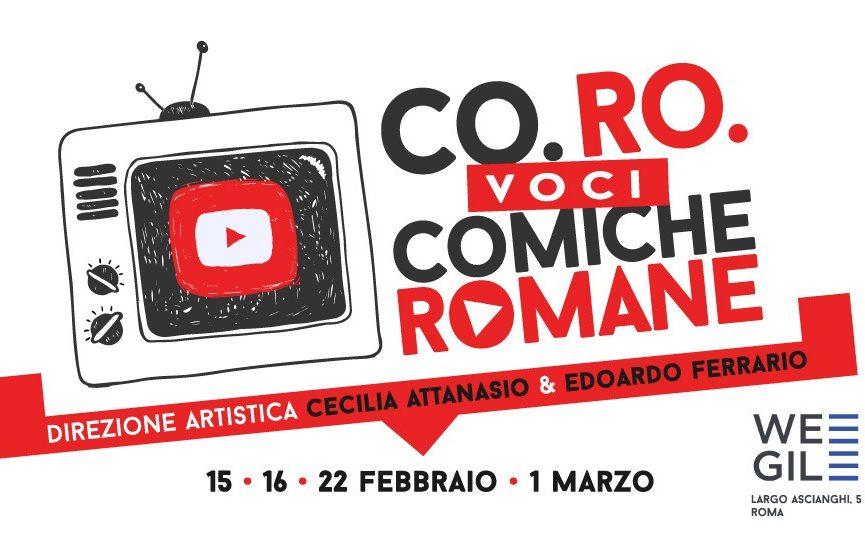 CO.RO.voci-Comiche-Romane