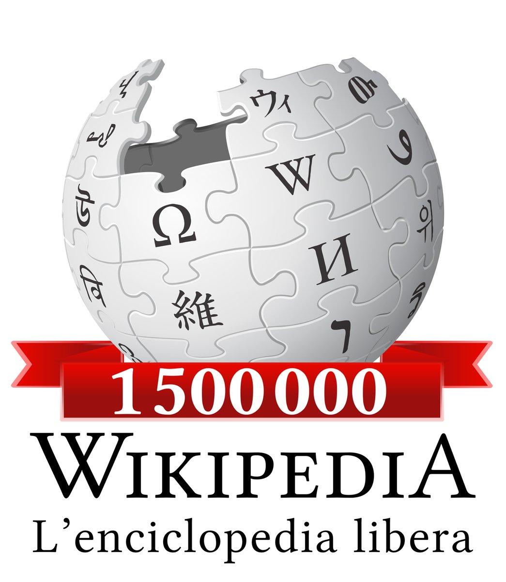 Wikipedia Italia supera il milione e mezzo di voci