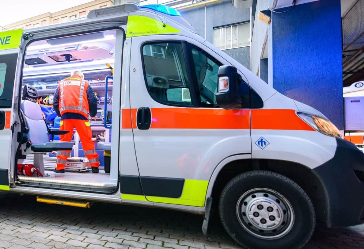 Ambulanza a pagamento per chi si ubriaca?