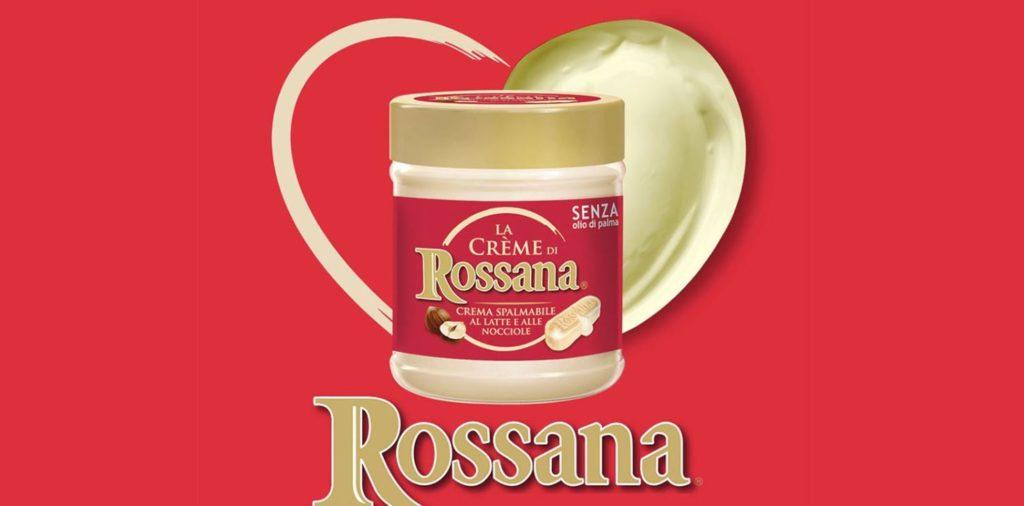Rossana nuova crema competitor