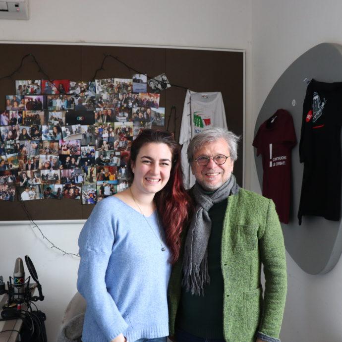 intervista a Sergio Bellucci