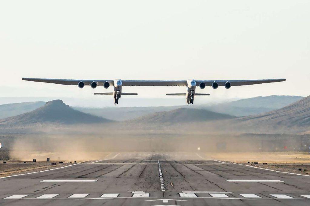 aereo più grande del mondo