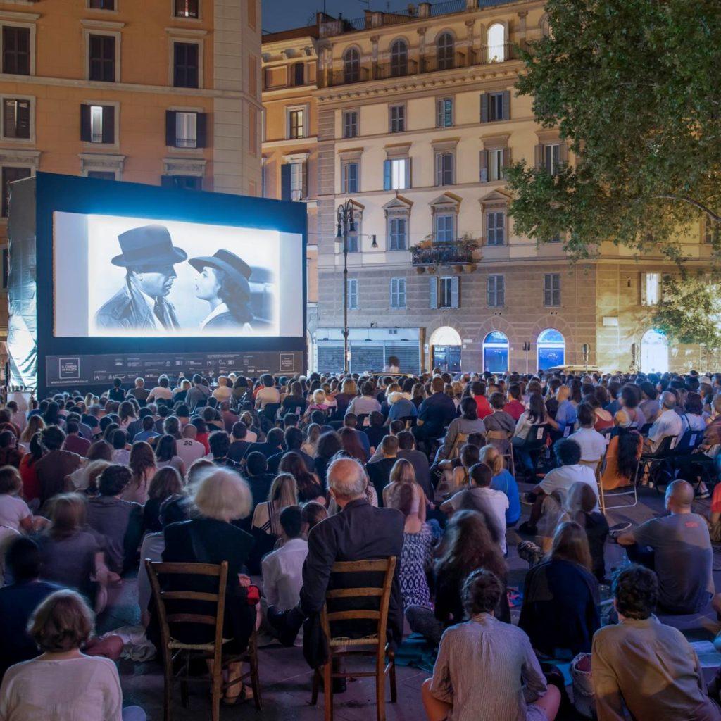 Cinema America a Trastevere