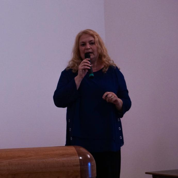 Mary Agramanti convegno DADA Iacta Est