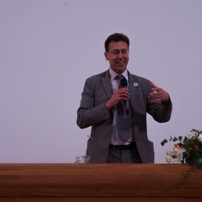 Ottavio Fattorini convegno DADA Iacta Est