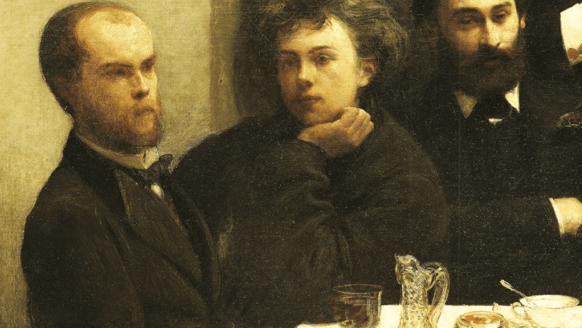 Arthur Rimbaud e Paul Verlaine