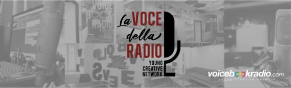 La voce della radio sfondo