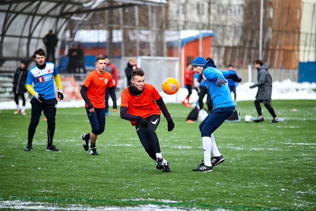 Sunday's football