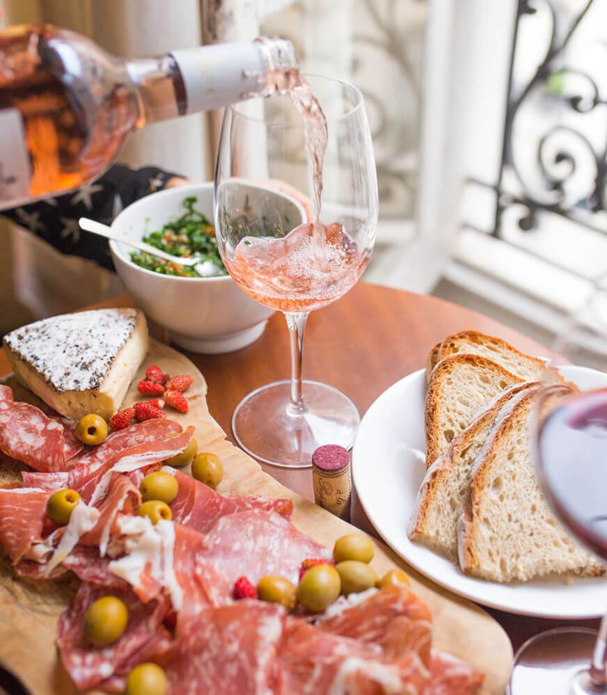 cibo e vino