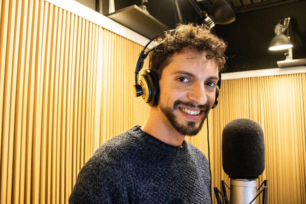 Enrico voicebookradio.com