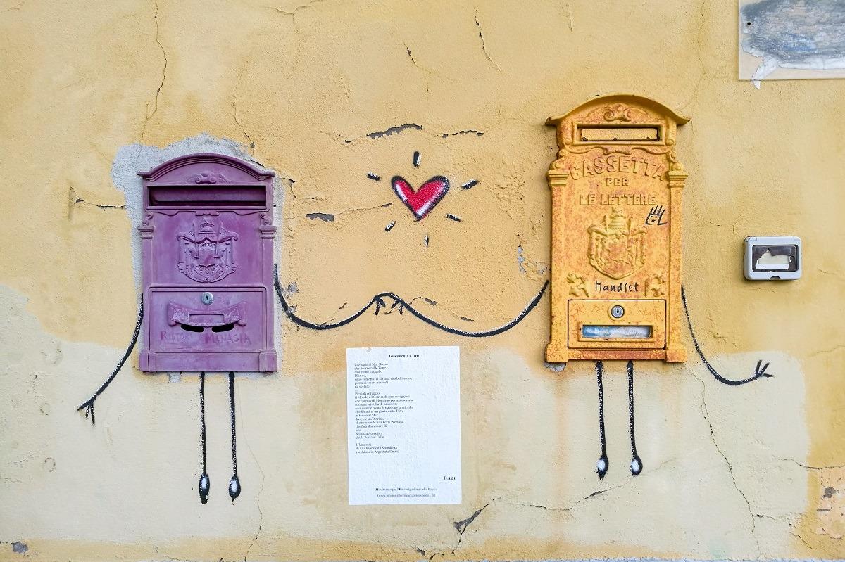 street art work