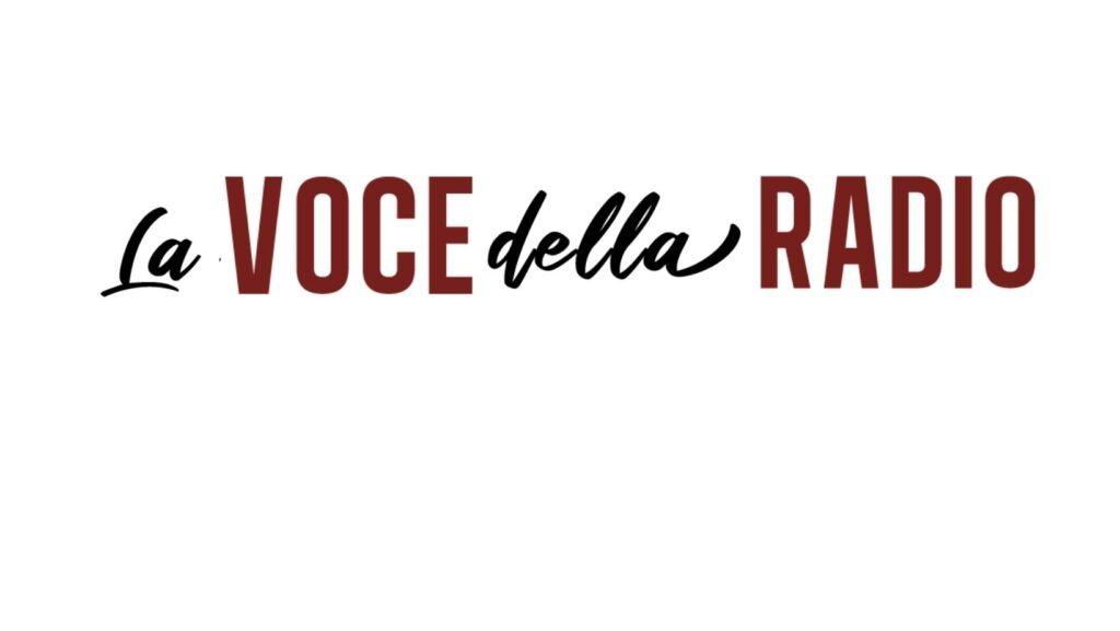La voce della radio
