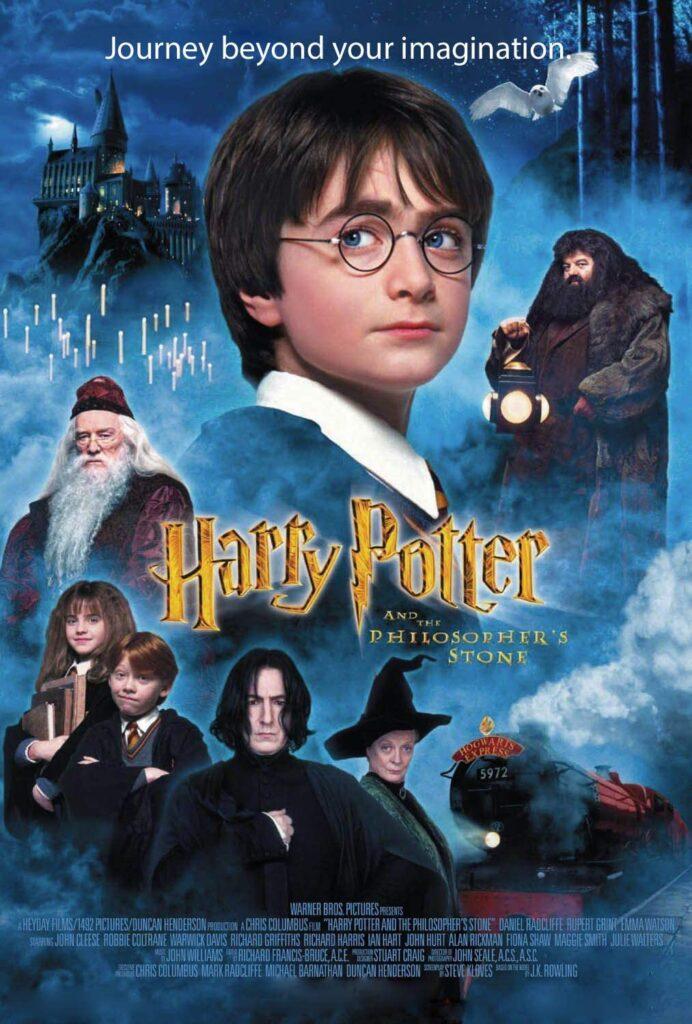 harry potter e il signore degli anelli